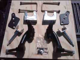 "Club Car Precedent 6"" Spindle Lift Kit"