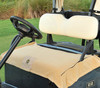 Golf Cart Portable Microfiber or Fleece Seat Cover Banket