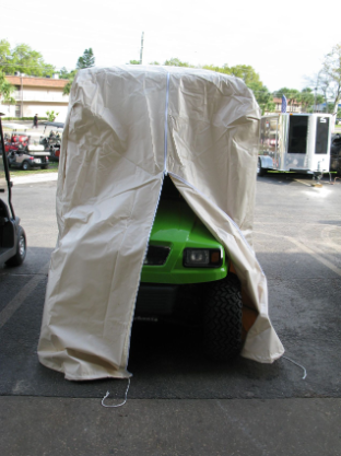 Golf Cart Storage Cover for Off Road and Lifted Golf Carts